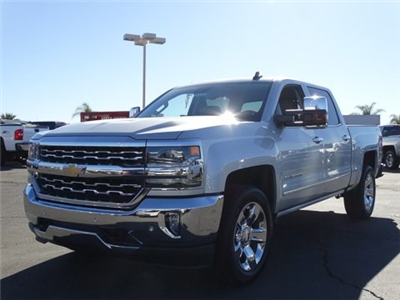 2018 Silverado 1500 Crew Cab 4x4,  Pickup #180448 - photo 6