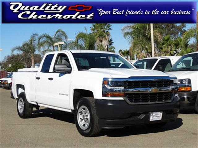 2018 Silverado 1500 Double Cab, Pickup #180569 - photo 1
