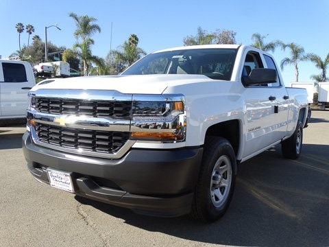 2018 Silverado 1500 Double Cab, Pickup #180569 - photo 6