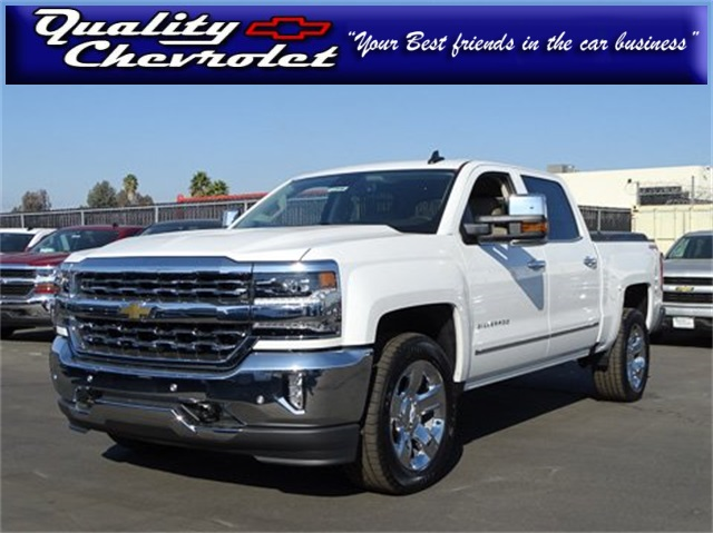2018 Silverado 1500 Crew Cab 4x4,  Pickup #180596 - photo 1