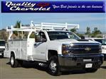 2018 Silverado 3500 Regular Cab DRW 4x2,  Royal Combo Body #180610 - photo 1