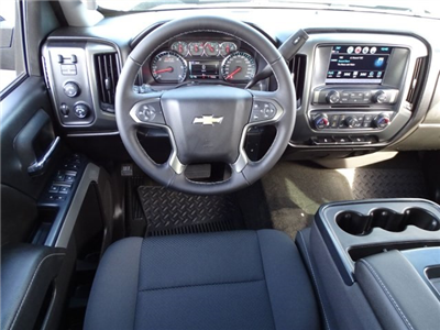 2018 Silverado 1500 Crew Cab 4x4, Pickup #180623 - photo 10