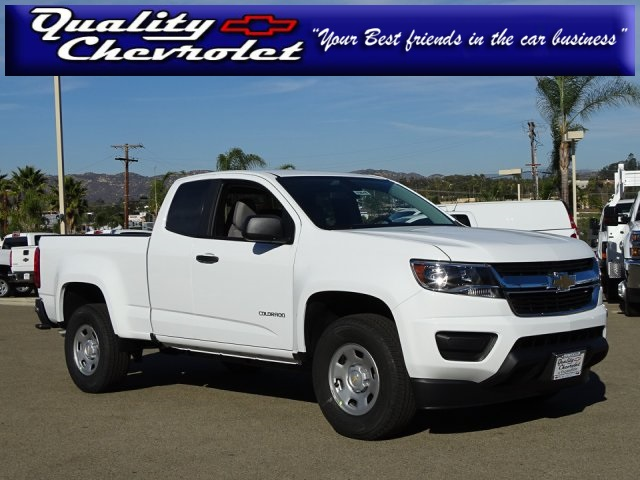 2018 Colorado Extended Cab, Pickup #180639 - photo 1