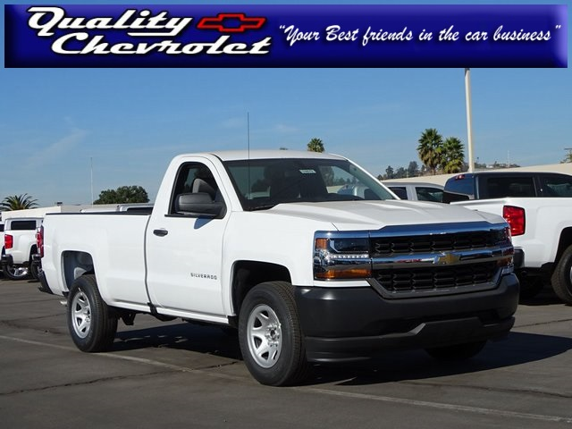 2018 Silverado 1500 Regular Cab 4x2,  Pickup #180673 - photo 1