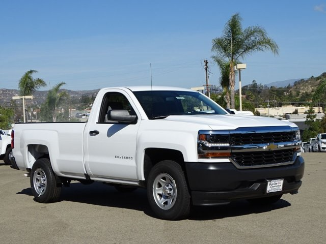 2018 Silverado 1500 Regular Cab 4x2,  Pickup #180673 - photo 21