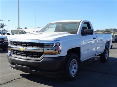 2018 Silverado 1500 Regular Cab 4x2,  Pickup #180673 - photo 6