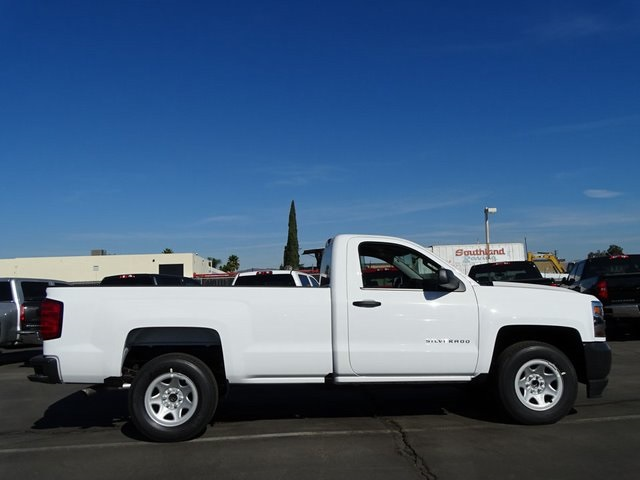 2018 Silverado 1500 Regular Cab 4x2,  Pickup #180675 - photo 3