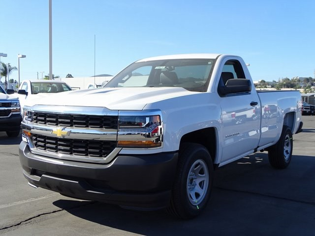 2018 Silverado 1500 Regular Cab 4x2,  Pickup #180675 - photo 6