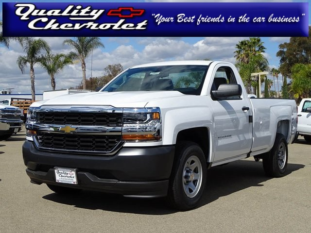 2018 Silverado 1500 Regular Cab 4x2,  Pickup #180683 - photo 1