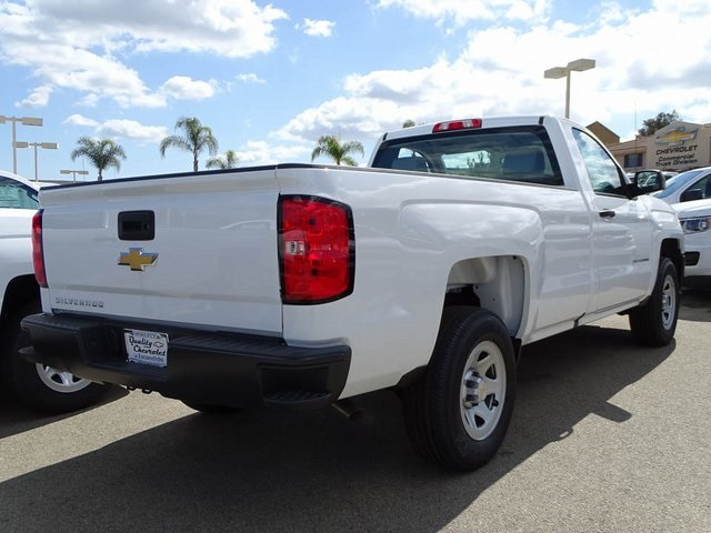 2018 Silverado 1500 Regular Cab 4x2,  Pickup #180683 - photo 4