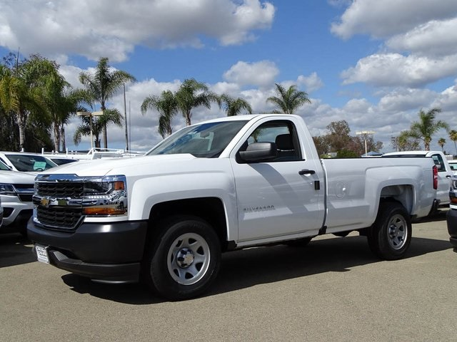 2018 Silverado 1500 Regular Cab 4x2,  Pickup #180683 - photo 19