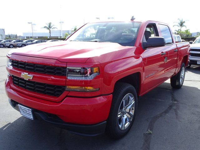 2018 Silverado 1500 Crew Cab, Pickup #180714 - photo 6