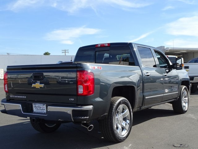 2018 Silverado 1500 Crew Cab 4x4, Pickup #180762 - photo 2