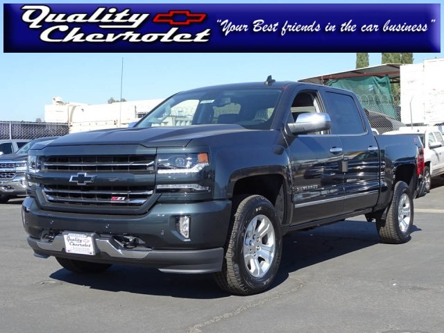 2018 Silverado 1500 Crew Cab 4x4, Pickup #180809 - photo 1