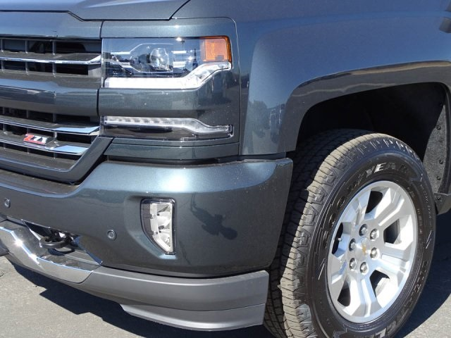2018 Silverado 1500 Crew Cab 4x4, Pickup #180809 - photo 7