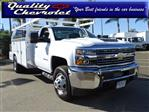 2018 Silverado 3500 Regular Cab DRW 4x2,  Royal Combo Service Bodies Combo Body #180812 - photo 1