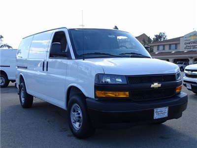 2018 Express 2500, Cargo Van #180863 - photo 7