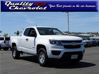 2018 Colorado Extended Cab, Pickup #180900 - photo 1