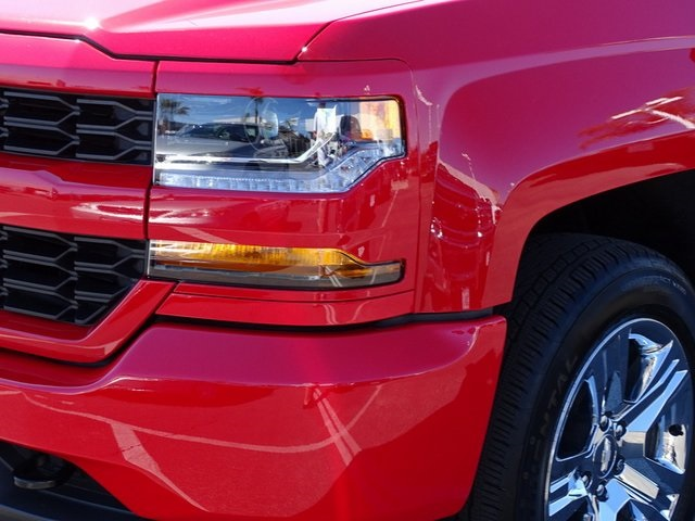 2018 Silverado 1500 Crew Cab 4x2,  Pickup #180904 - photo 2