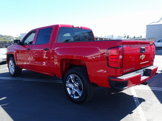 2018 Silverado 1500 Crew Cab 4x2,  Pickup #180904 - photo 5