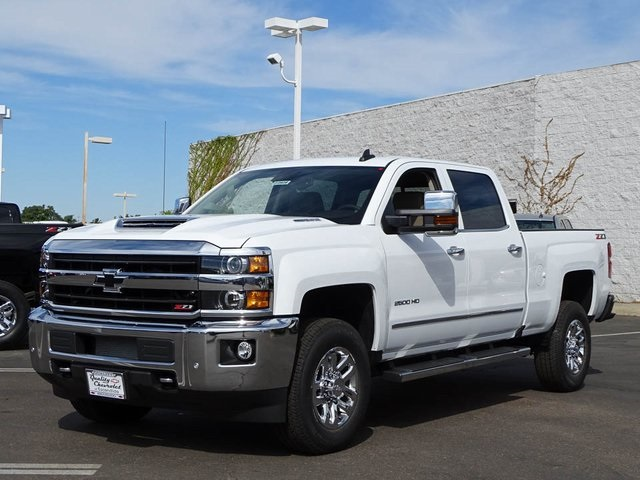 2018 Silverado 2500 Crew Cab 4x4, Pickup #180928 - photo 6