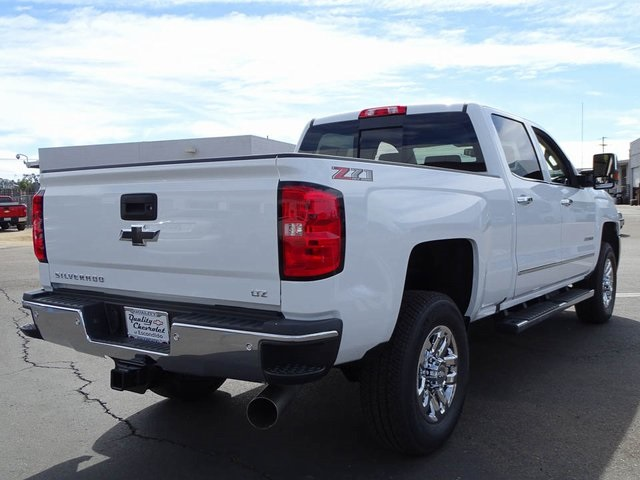 2018 Silverado 2500 Crew Cab 4x4, Pickup #180928 - photo 5