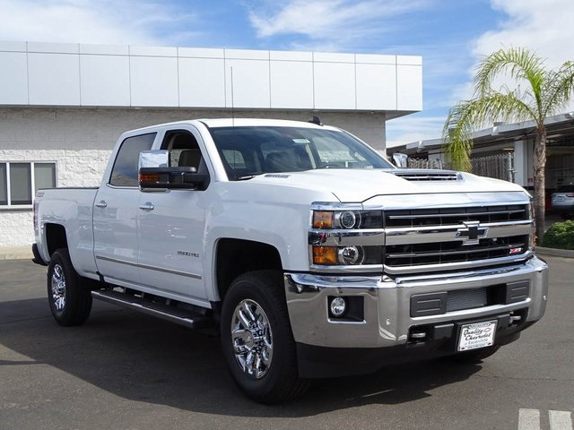2018 Silverado 2500 Crew Cab 4x4, Pickup #180928 - photo 7