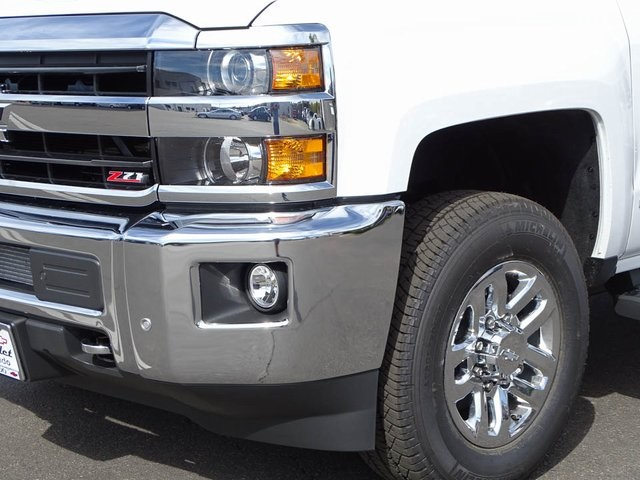 2018 Silverado 2500 Crew Cab 4x4, Pickup #180928 - photo 8