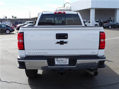 2018 Silverado 2500 Crew Cab 4x4, Pickup #180928 - photo 4