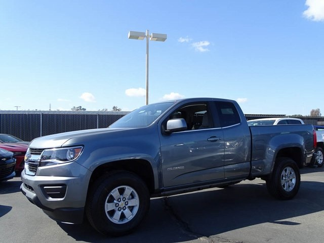 2018 Colorado Extended Cab, Pickup #180948 - photo 3