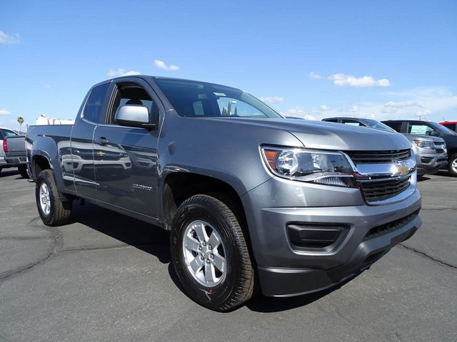 2018 Colorado Extended Cab, Pickup #180948 - photo 6