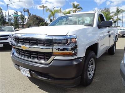 2018 Silverado 1500 Regular Cab, Pickup #181019 - photo 6