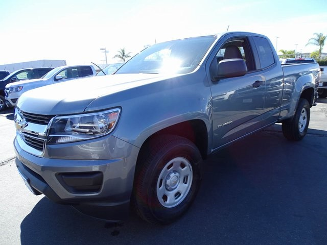 2018 Colorado Extended Cab, Pickup #181038 - photo 6