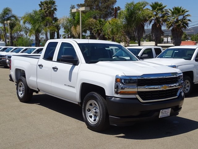 2018 Silverado 1500 Double Cab, Pickup #181095 - photo 3