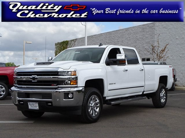 2018 Silverado 3500 Crew Cab 4x4, Pickup #181119 - photo 1