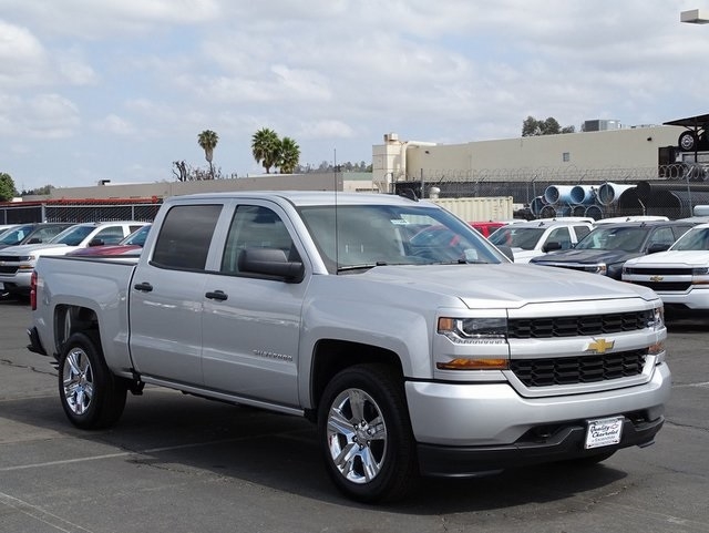2018 Silverado 1500 Crew Cab 4x2,  Pickup #181308 - photo 7