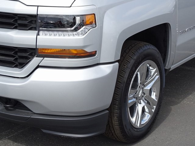 2018 Silverado 1500 Crew Cab 4x2,  Pickup #181308 - photo 8