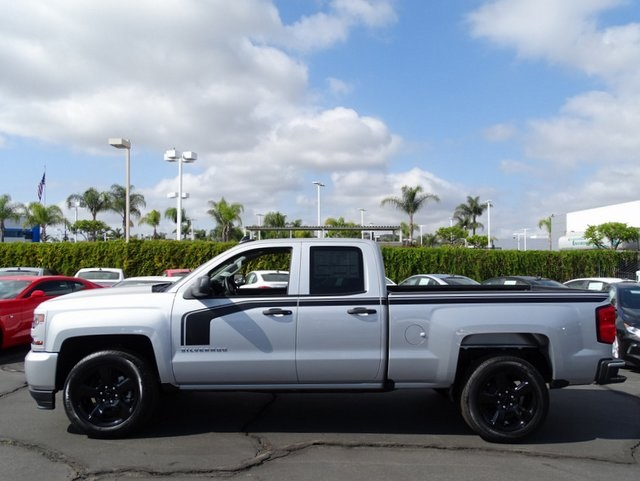 2018 Silverado 1500 Double Cab 4x2,  Pickup #181382 - photo 5