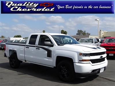 2018 Silverado 1500 Double Cab 4x2,  Pickup #181447 - photo 1