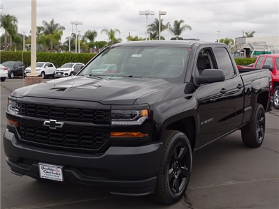 2018 Silverado 1500 Double Cab 4x2,  Pickup #181485 - photo 7