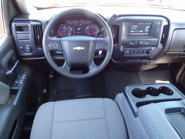 2018 Silverado 1500 Double Cab 4x2,  Pickup #181517 - photo 8