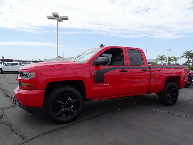 2018 Silverado 1500 Double Cab 4x2,  Pickup #181534 - photo 3