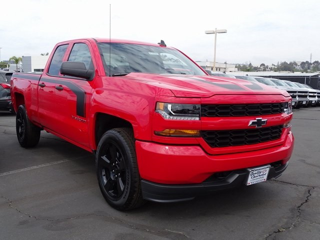 2018 Silverado 1500 Double Cab 4x2,  Pickup #181534 - photo 4
