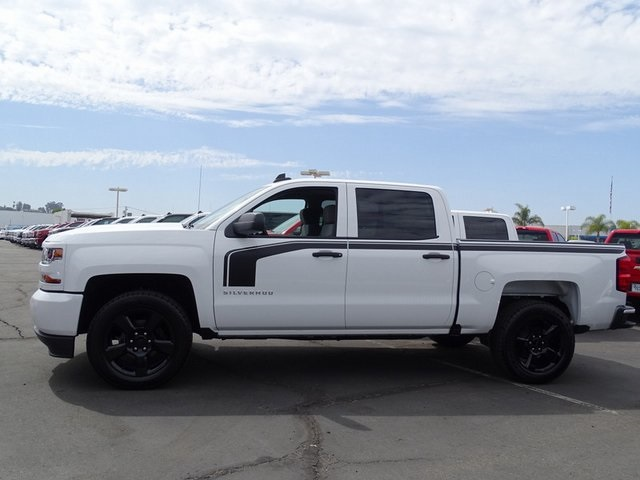 2018 Silverado 1500 Crew Cab 4x2,  Pickup #181575 - photo 3