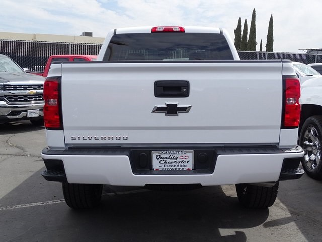2018 Silverado 1500 Crew Cab 4x2,  Pickup #181575 - photo 4