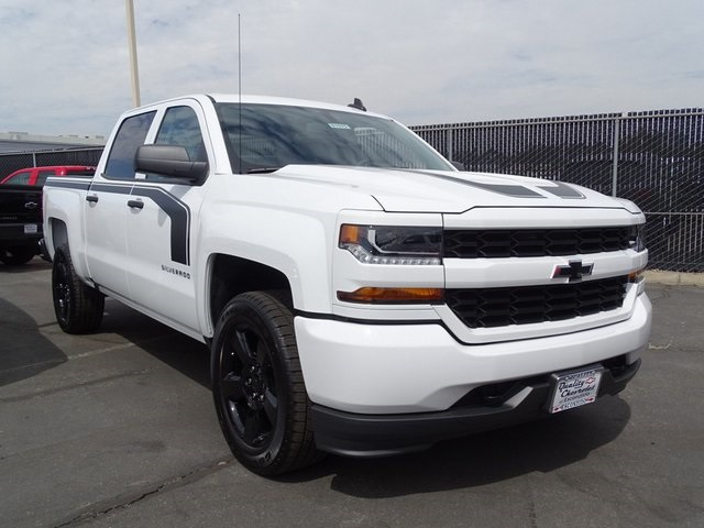 2018 Silverado 1500 Crew Cab 4x2,  Pickup #181575 - photo 6