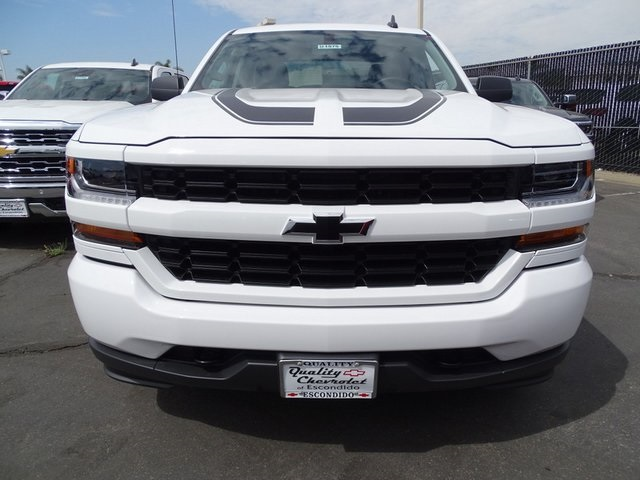 2018 Silverado 1500 Crew Cab 4x2,  Pickup #181575 - photo 7