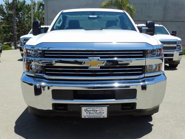 2018 Silverado 2500 Regular Cab 4x2,  Pickup #181642 - photo 7