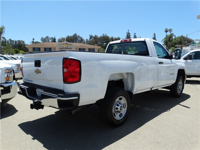 2018 Silverado 2500 Regular Cab 4x2,  Pickup #181642 - photo 2