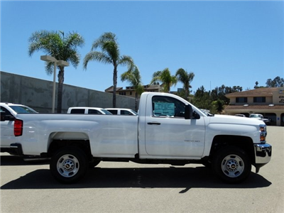 2018 Silverado 2500 Regular Cab 4x2,  Pickup #181642 - photo 5